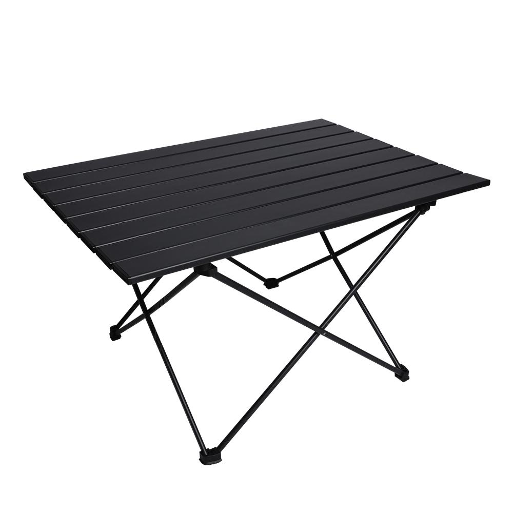 카르닉 롤링 폴딩 테이블 XL BCT-001, 블랙