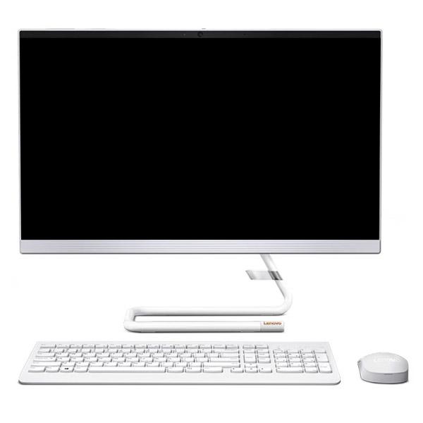레노버 올인원 PC Forggy white ideaCentre AIO3-24IMB F0EU00Q8KR (i3-10100T 60.45cm), 기본형