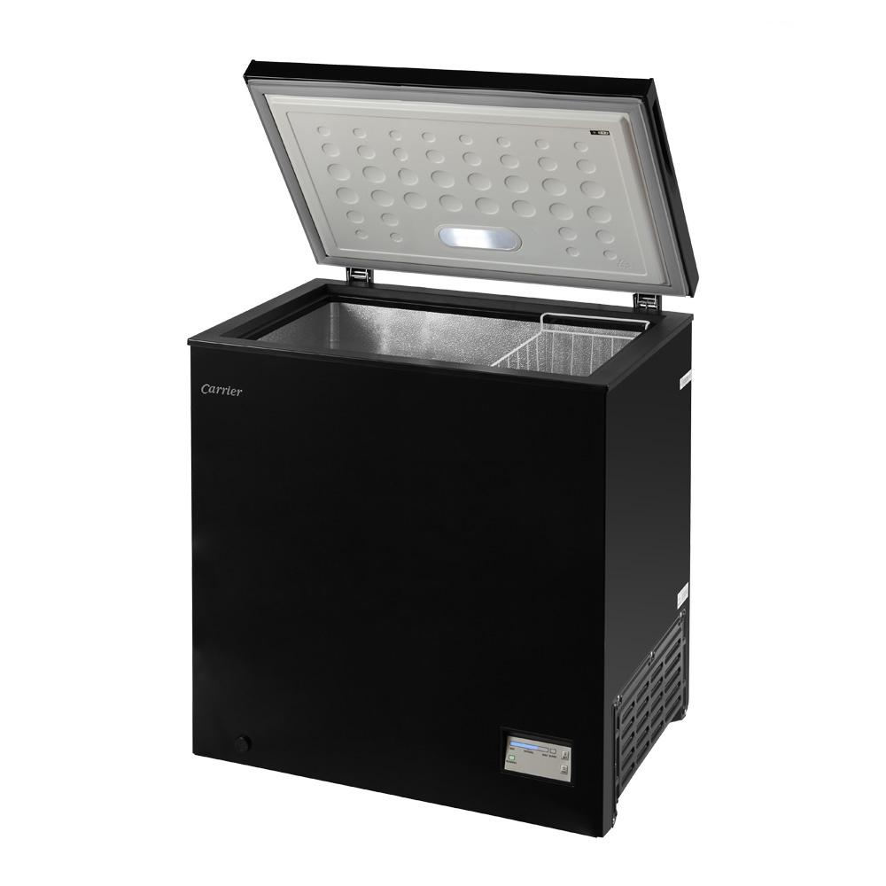 캐리어 다용도 냉동고 블랙 CSC-200FDBH 200L 방문설치 (POP 5659844843)