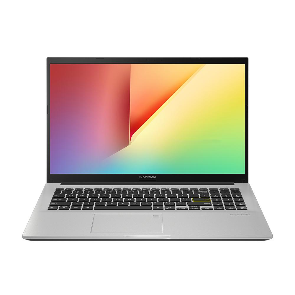 에이수스 2021 VivoBook 15, 화이트, 라이젠5 3세대, 256GB, 8GB, Free DOS, D513IA-BQ380