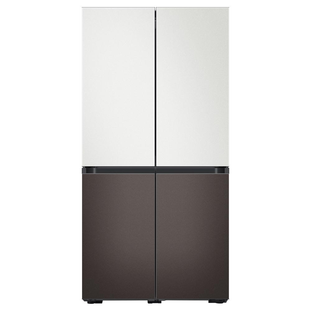 삼성전자 BESPOKE 4도어 프리스탠딩 냉장고 RF85A911126 875L 방문설치-9-5768238235