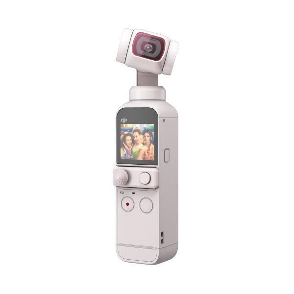 DJI 포켓 2 Exclusive Combo 액션캠 선셋화이트