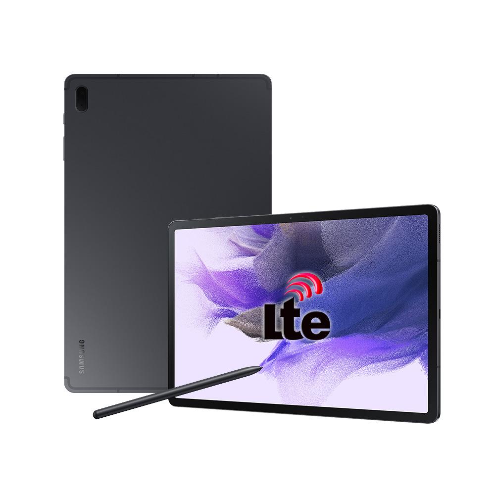 [갤럭시 탭 s7] 삼성전자 갤럭시탭S7 FE 태블릿PC LTE 128GB, SM-T735N, 미스틱 블랙 - 랭킹6위 (770000원)