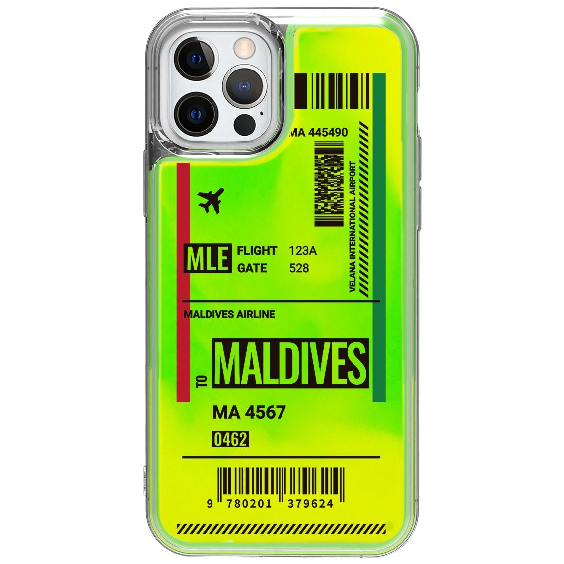 [아이폰13] 저스트포유 보딩2 네온 아쿠아 케이스 몰디브 아이폰13 mini - 랭킹4위 (13560원)