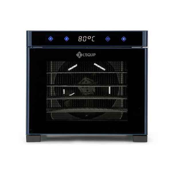 [스텐 식품건조기] 리큅 프리미엄 풀스텐 6단 식품건조기 BLD-S600BL - 랭킹1위 (148000원)