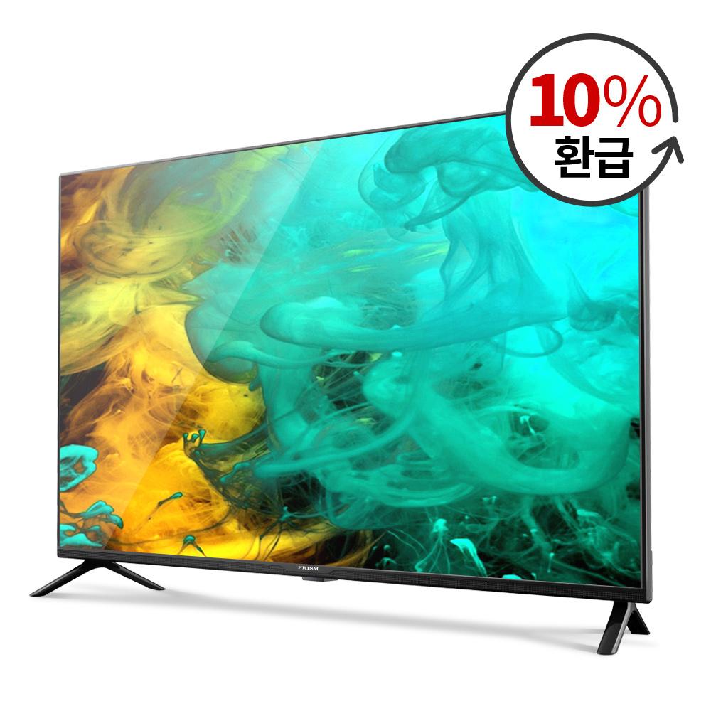프리즘 Full HD 101.6cm TV PT400FD, 스탠드형, 자가설치