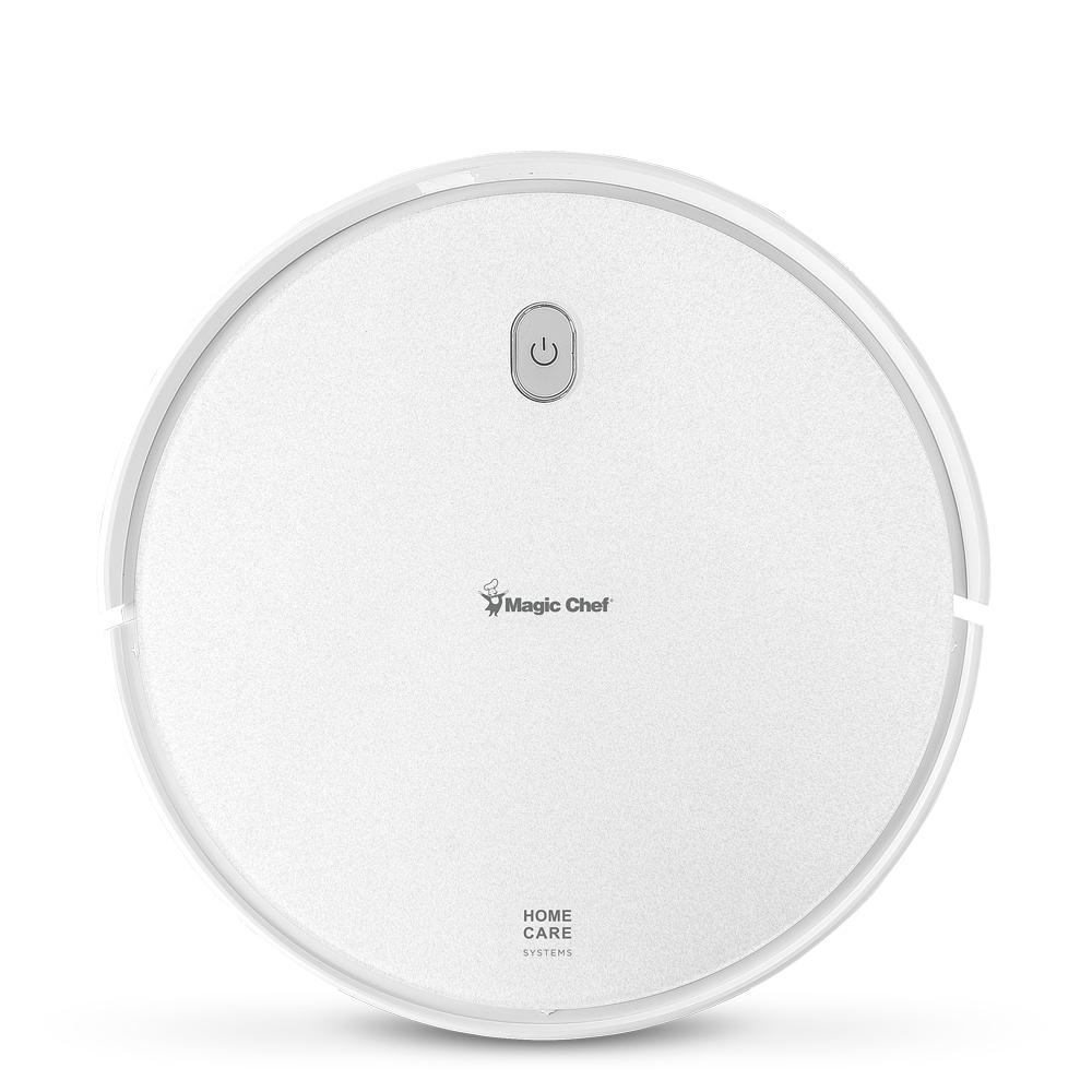 [물걸레 진공청소기] 매직쉐프 진공 물걸레 로봇청소기 MERC-KX500W - 랭킹32위 (395000원)