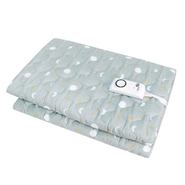 보국 꿀잠 안심세탁 전기요, 혼합 색상, 더블(135 x 180 cm)