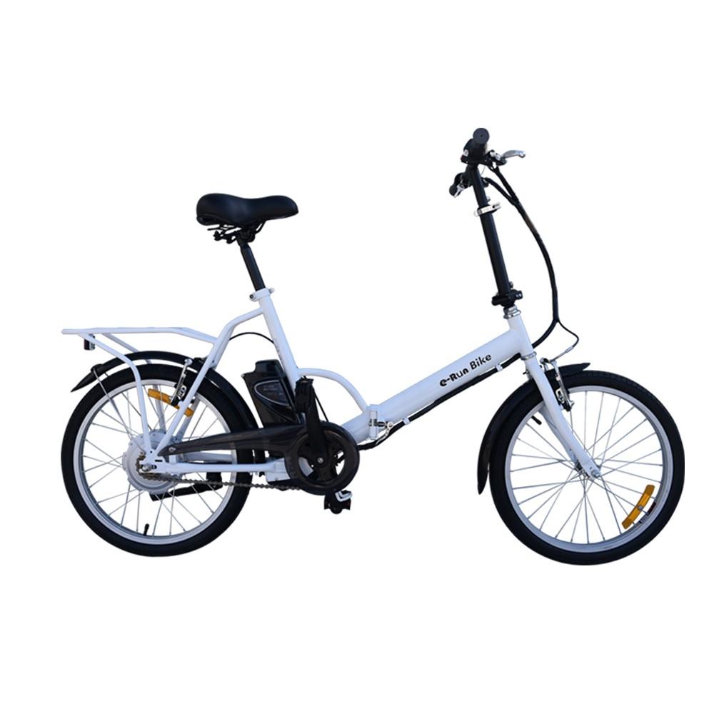 e근두운 e-Run Bike 전기자전거, 화이트