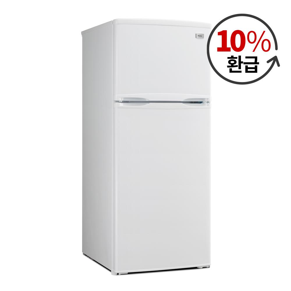 하이얼 1등급 일반소형냉장고 화이트 155L 방문설치, HRT165MDW