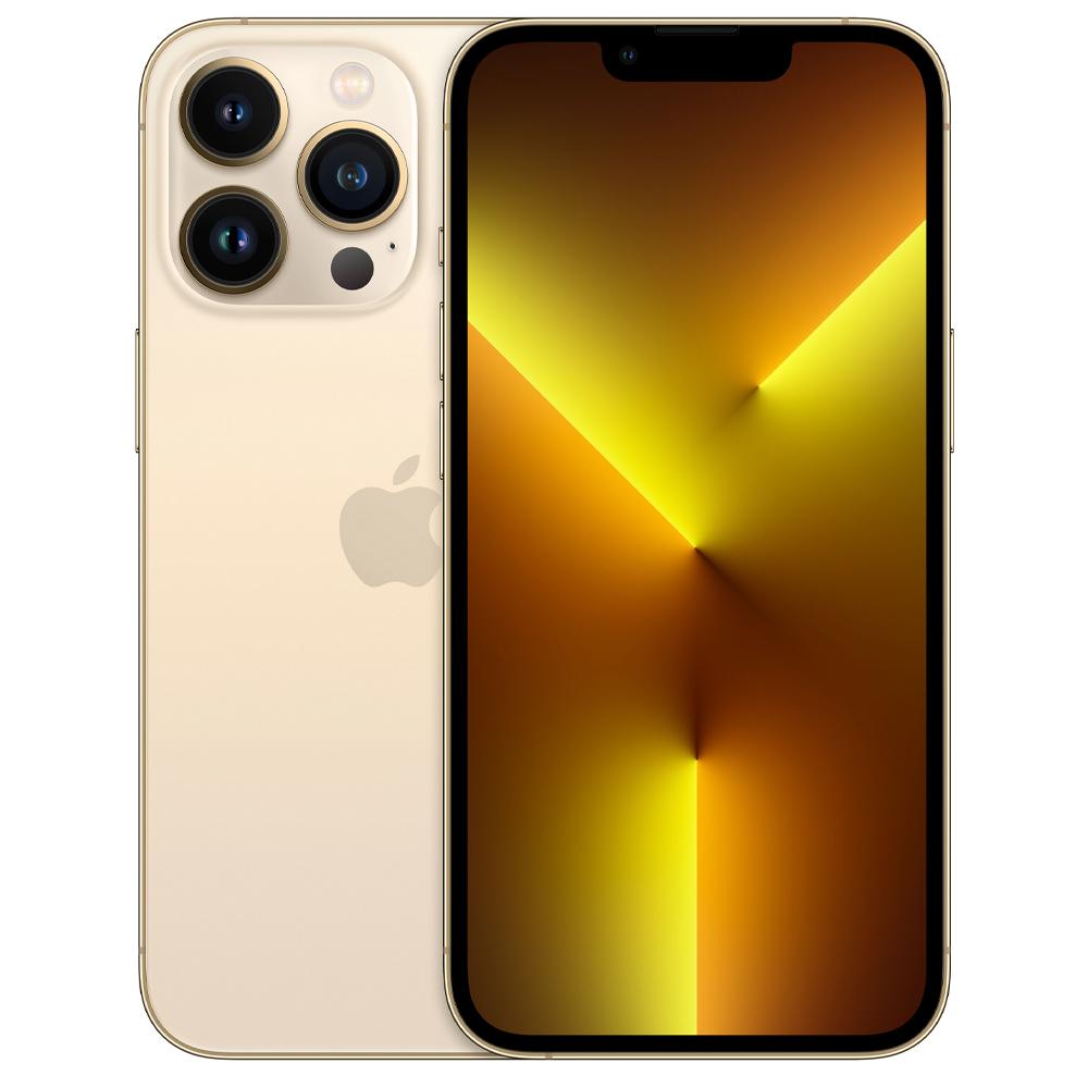 [아이폰13 자급제] Apple 아이폰 13 Pro 자급제, 128GB, 골드 - 랭킹6위 (1350000원)