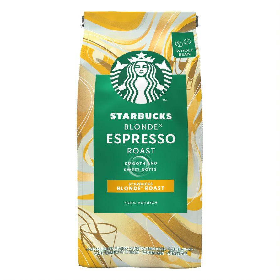 스타벅스 블론드 에스프레소 커피원두, 홀빈, 200g