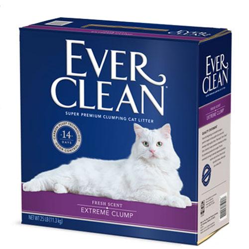 에버크린 EC 고양이 모래 은은한 향, 11.3kg, 1개