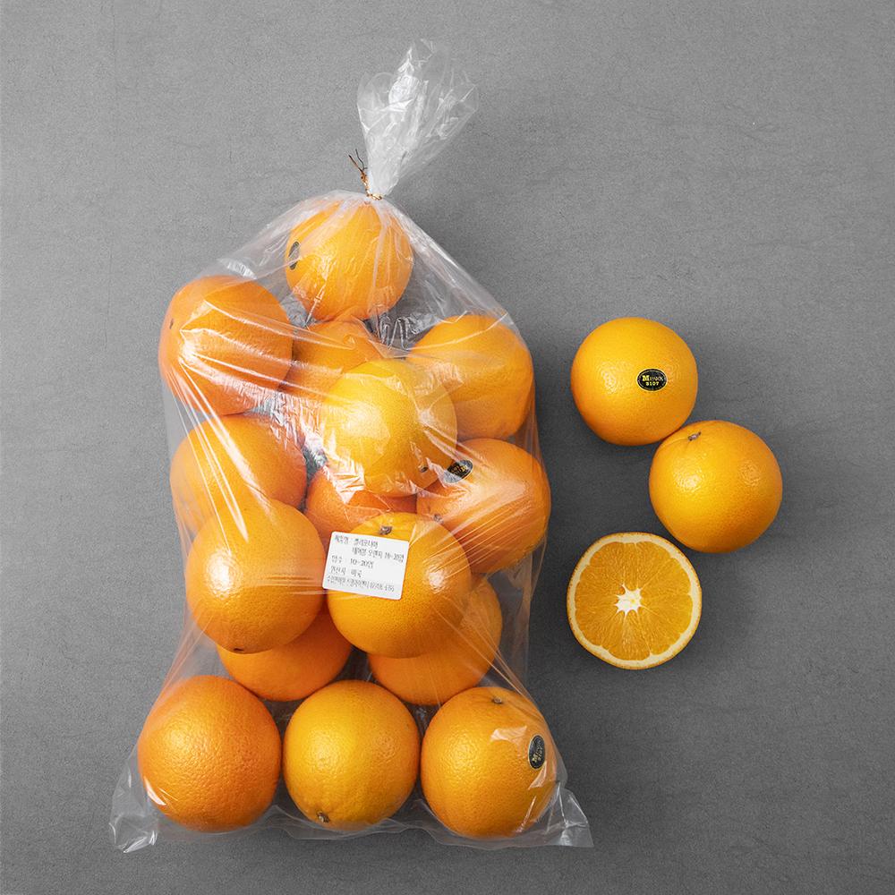 캘리포니아 네이블 오렌지 10~20입, 1봉