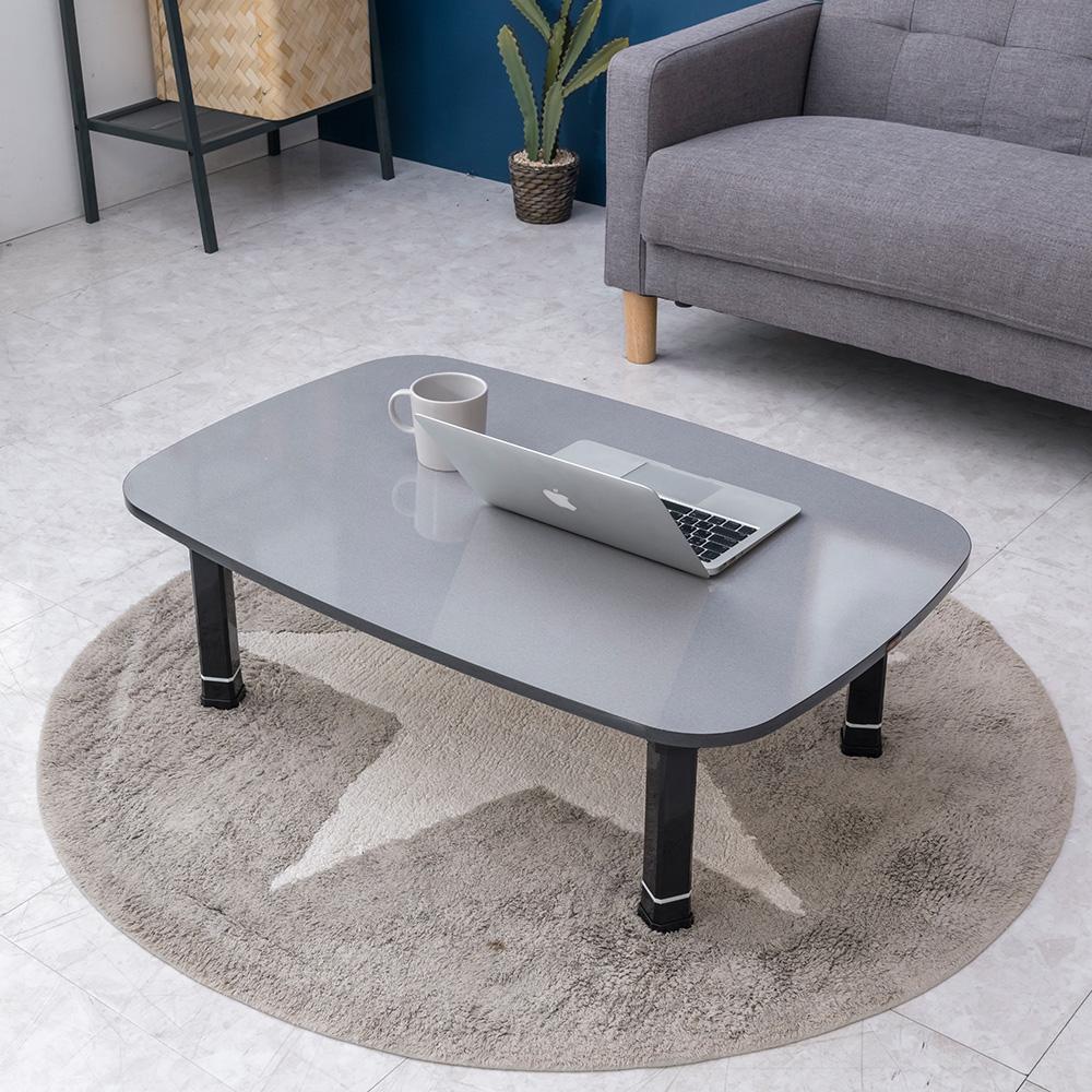 트리팜 LPM 4단 높이조절형 하모니 테이블 특대형900, 메탈실버