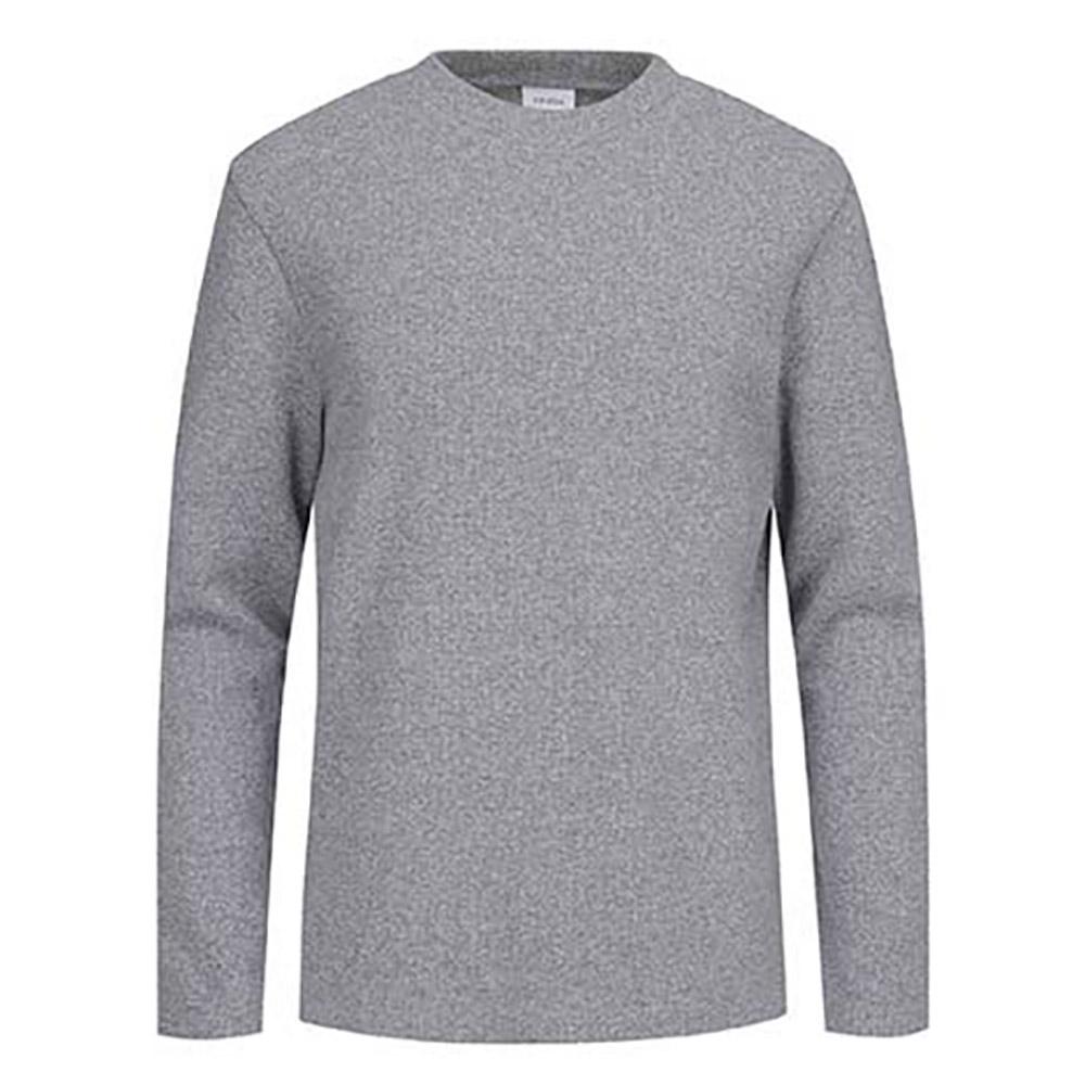 지오지아 남성용 와플 조직 베이직 기모 티셔츠 AEA4TR1101