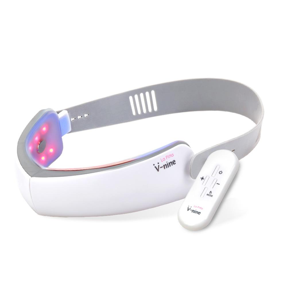 라피타 브이나인 갈바닉 LED 마스크, V_nine, 혼합 색상
