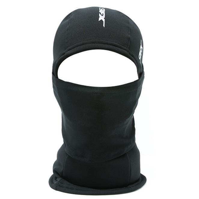 나인에프엑스 겨울 바라클라바 후드넥워머, Basic Black
