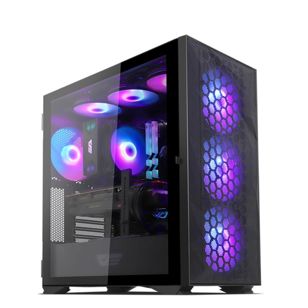 쿠팡 로켓PC Gamma AMD No 5. 블랙 조립컴퓨터 본체 (AMD 라이젠7 5800X RTX3070 8GB WIN미포함 삼성 16GB SSD 512GB ), 기본형