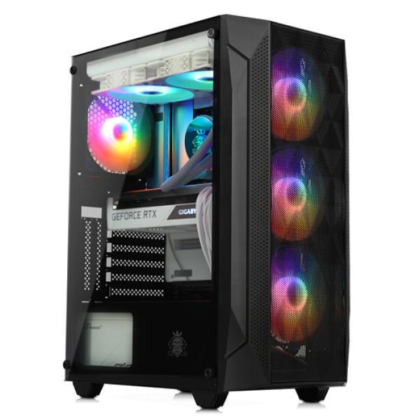 쿠팡 로켓추천 PC No.10 (라이젠 5 3500X WIN미포함 16GB 256GB SSD GTX1660super), 기본형