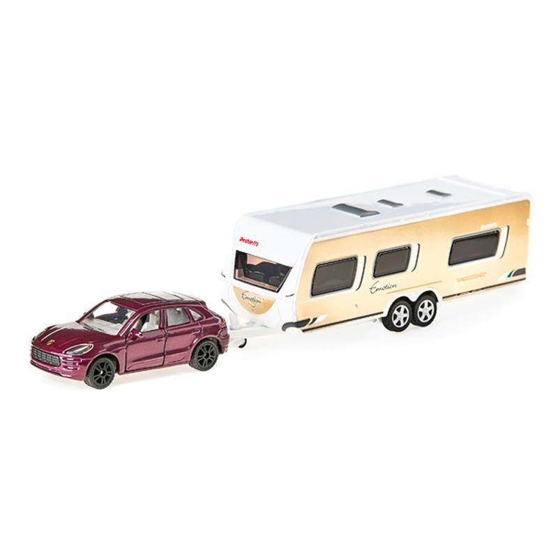[SIKU] 자동차와 캠핑카 SK2542, 255x115x59mm
