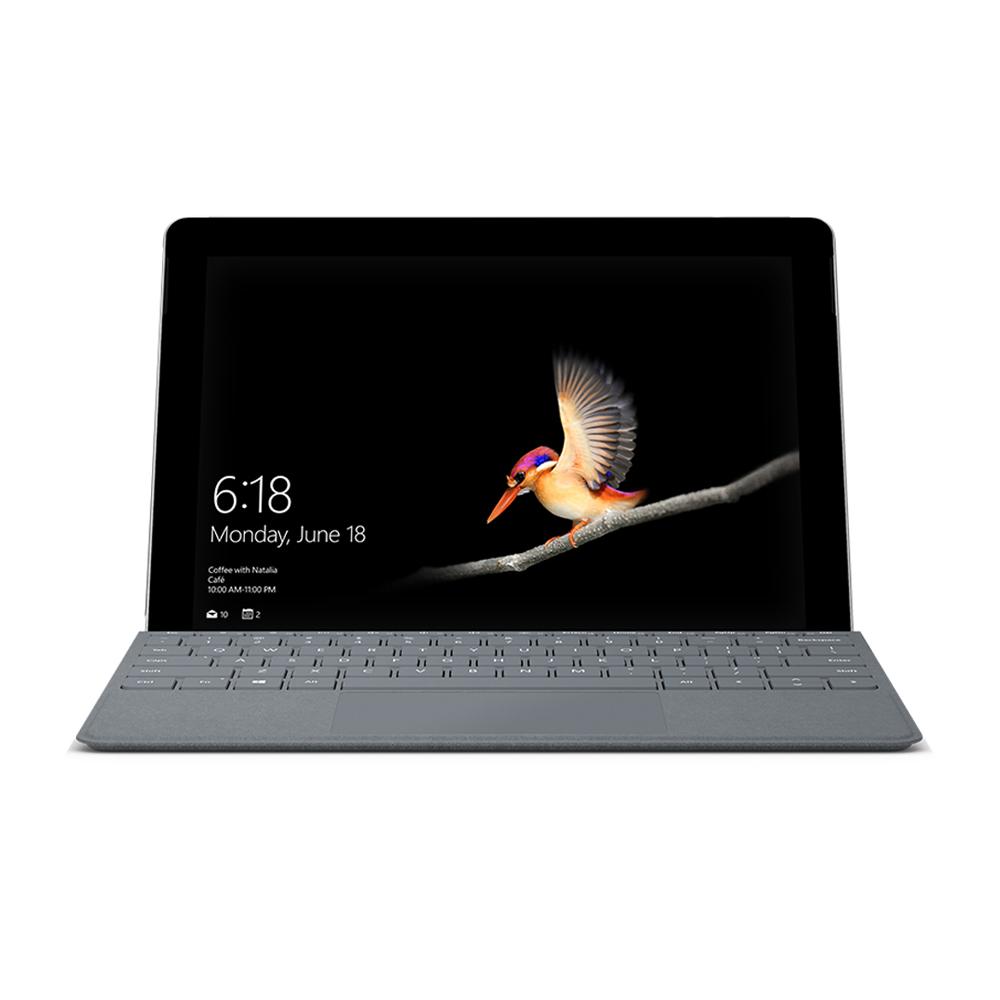 마이크로소프트 서피스 고 LTE 노트북 (펜티엄 골드 4415Y 25.4cm), 128GB, 8GB, 플래티넘 타입커버