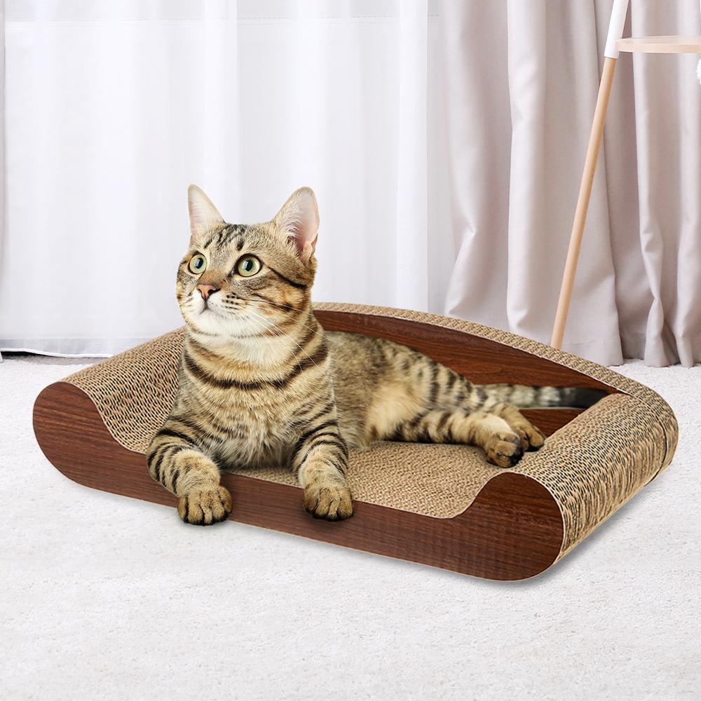 코멧 펫 고양이 쇼파 스크래쳐, 평판형, 1개