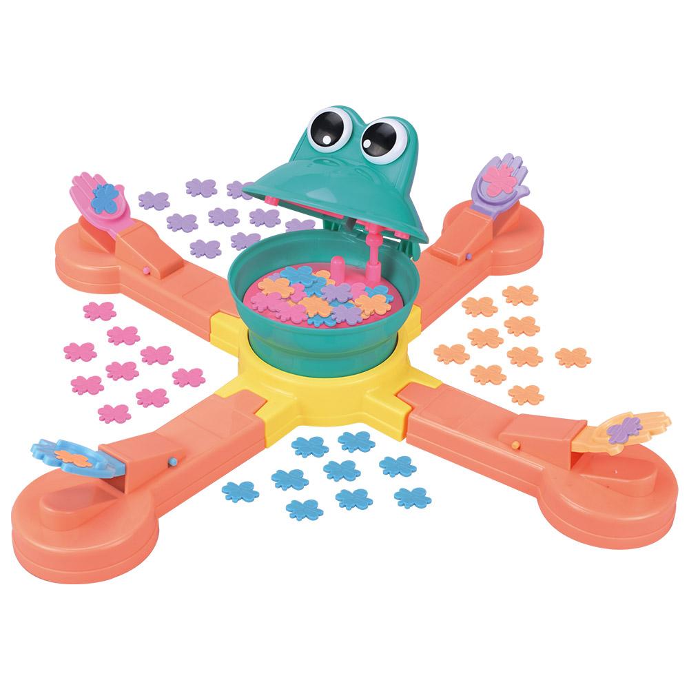 애들랜드 개구리 벌주기 보드게임, 혼합 색상
