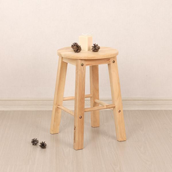 페어프랜즈 고무나무 홈바의자 소형