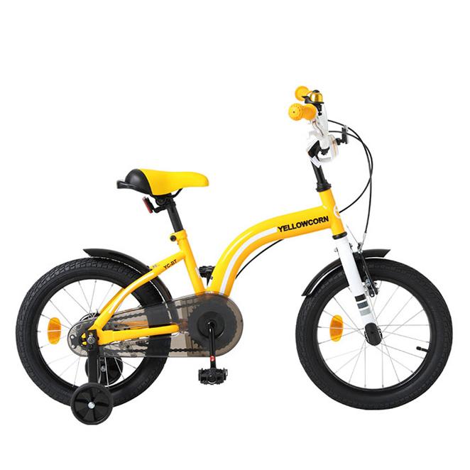 옐로우콘 어린이 자전거 BT, 옐로우