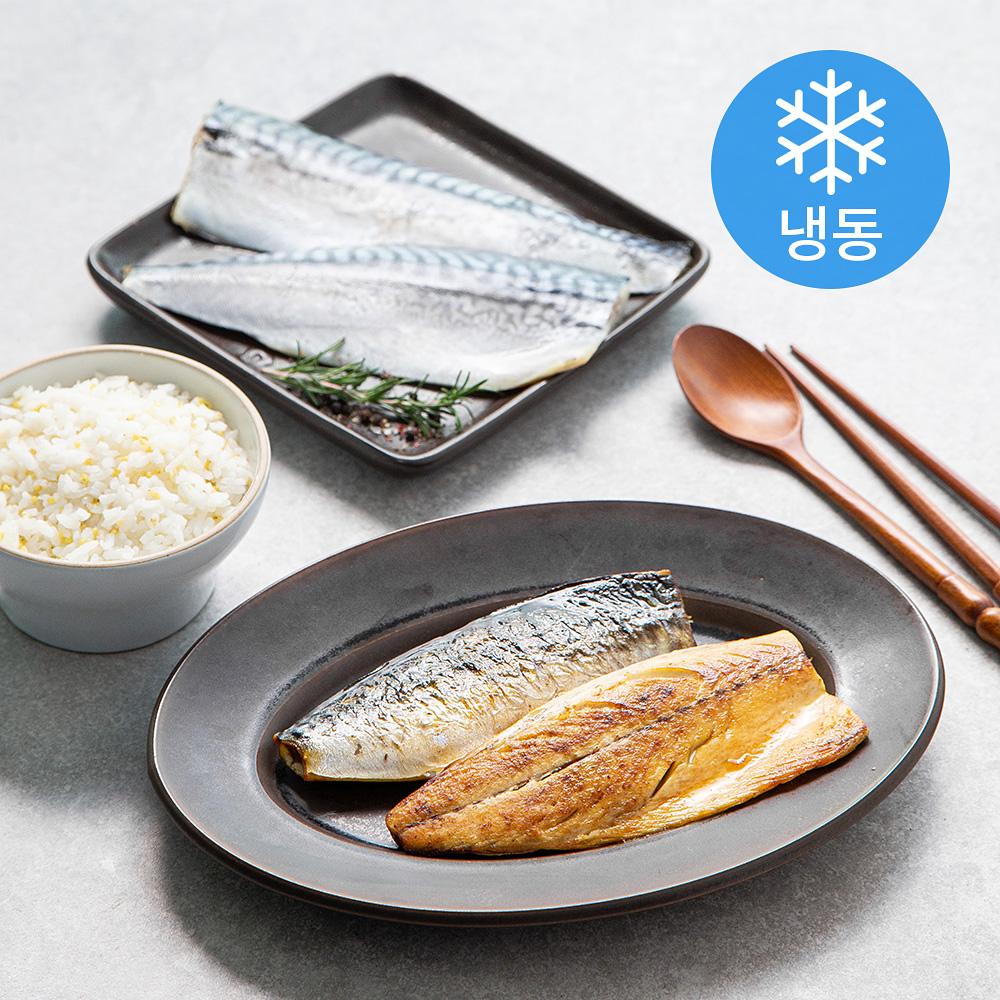 사랑해어 노르웨이 고등어살 (냉동), 900g, 1개