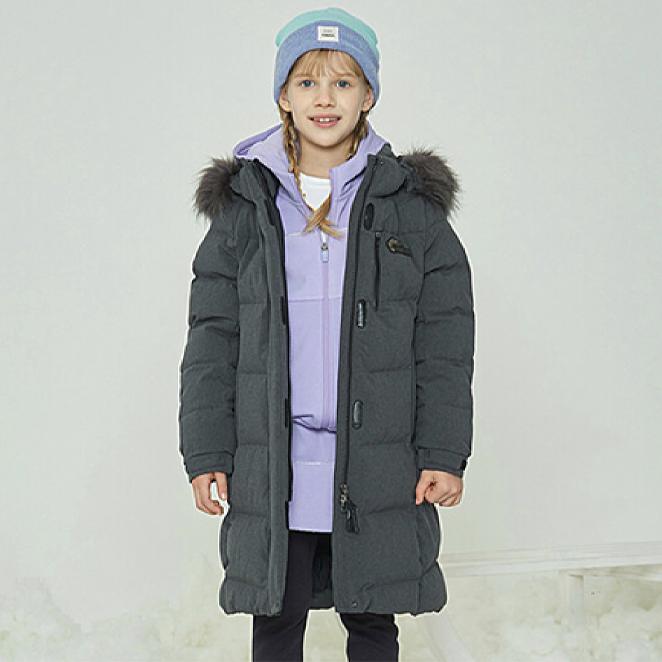 네파키즈 아동용 프리마 다운 자켓