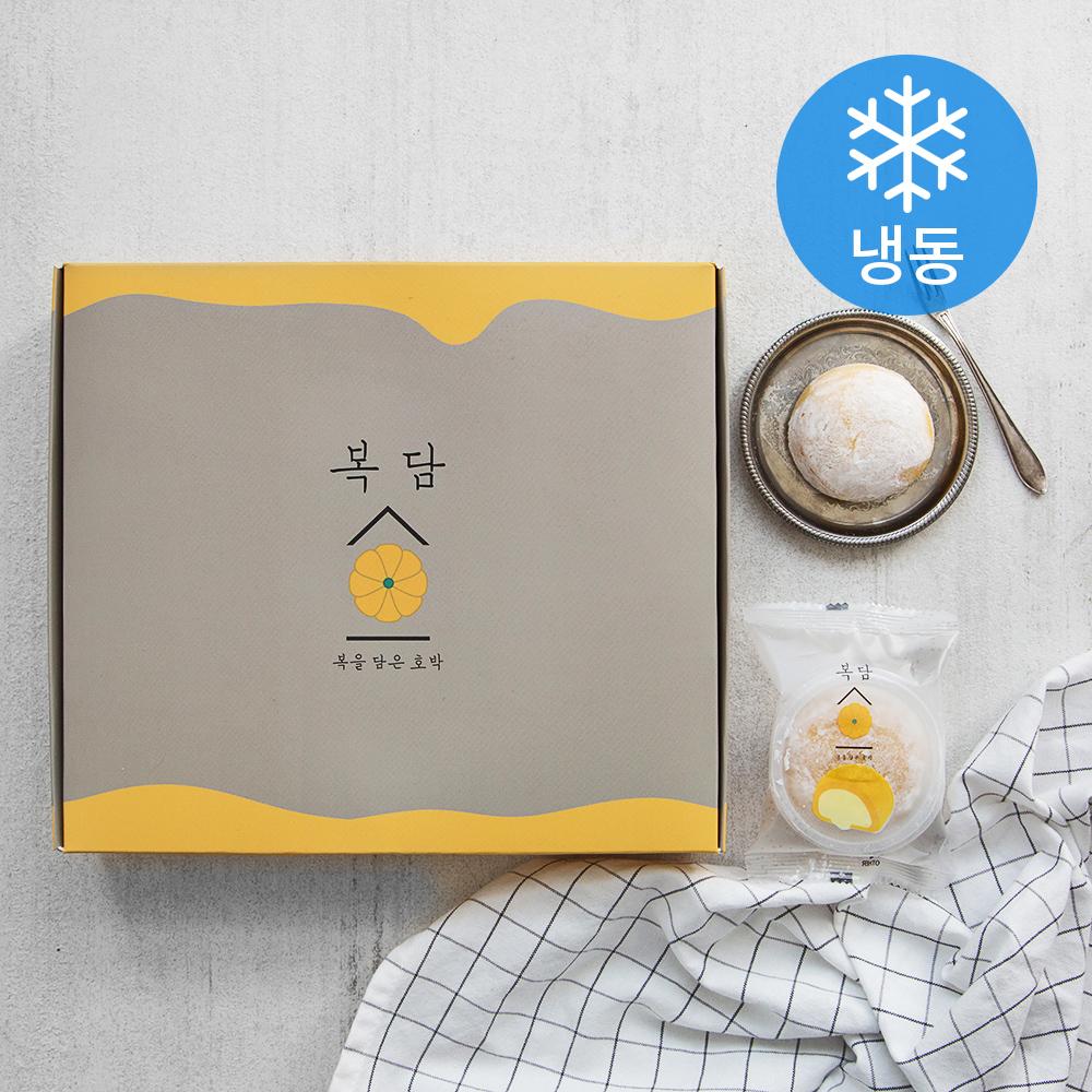 복담 단호박떡 (냉동), 75g, 9개