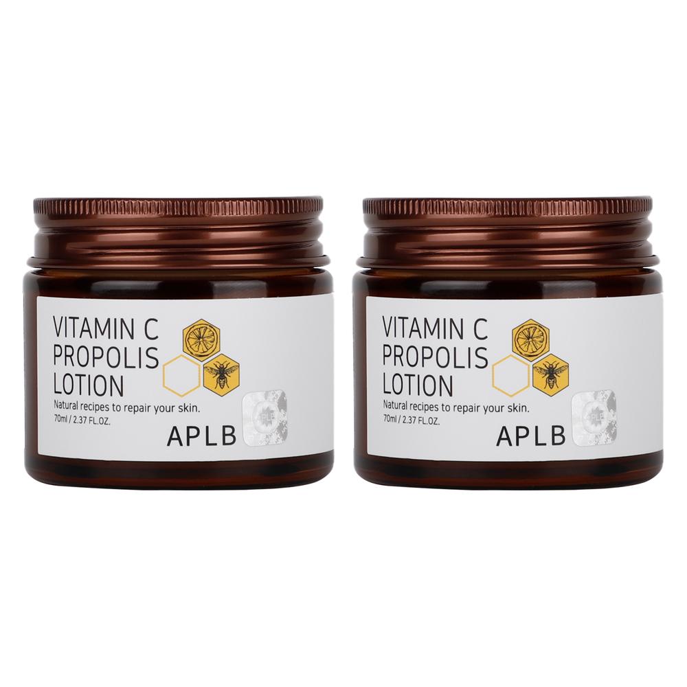 에이플비 비타민C 프로폴리스 수분 로션, 70ml, 2개