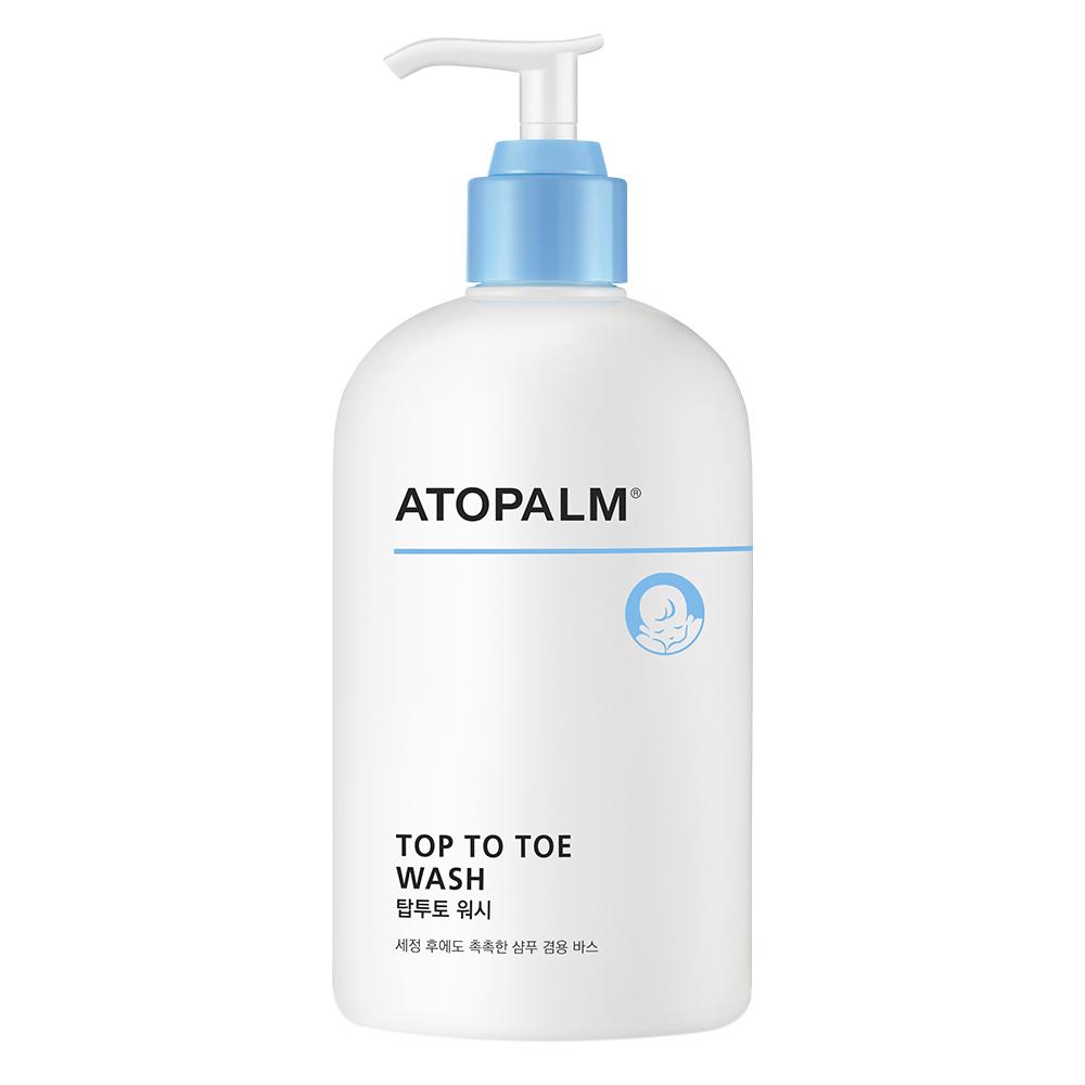 아토팜 탑투토 올인원워시, 460ml, 1개