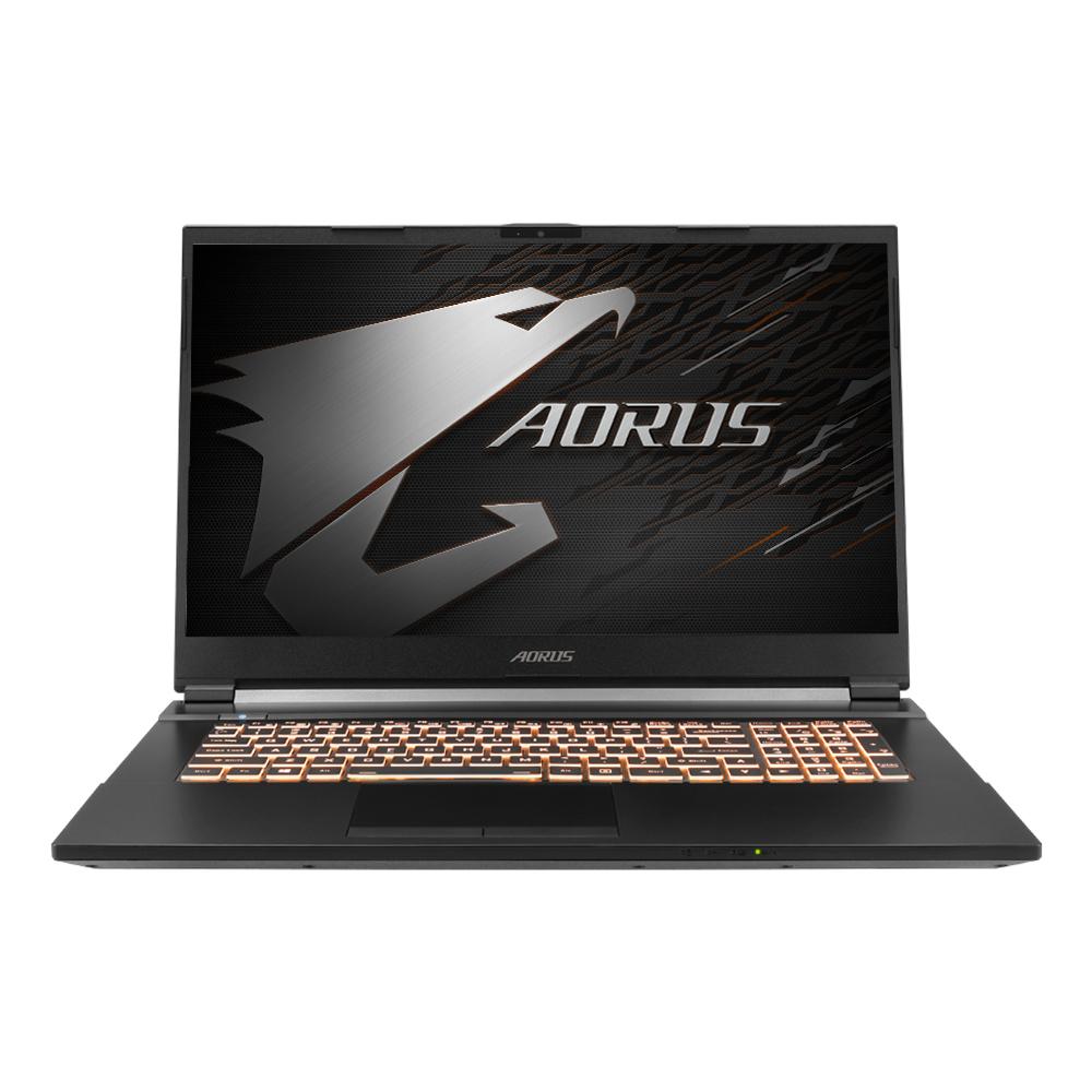 기가바이트 게이밍노트북 AORUS 7 SB i7 (i7-10750H 43.9cm GTX1660Ti), 미포함, NVMe 512GB + HDD 1TB, 16GB