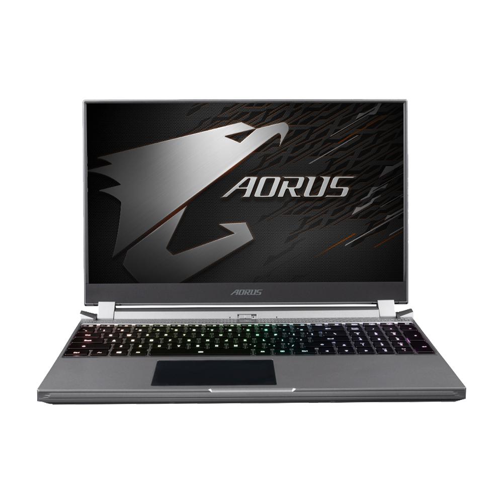 기가바이트 AORUS 15P WB i7 게이밍 노트북 (i7-10750H 39.6cm WIN10 Home RTX 2070), 포함, NVMe 512GB, 16GB