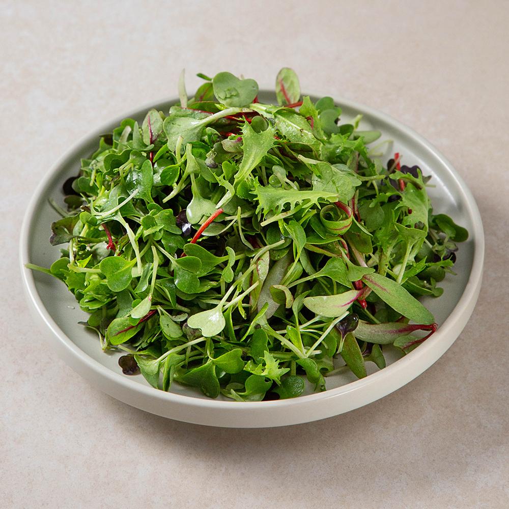 친환경 인증 국내산 어린잎채소, 150g, 1개