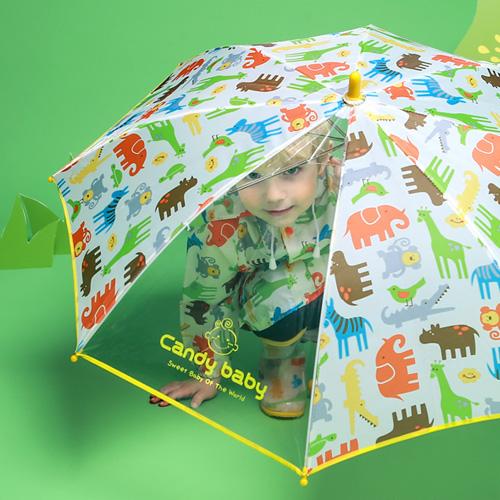 캔디베이비 아동용 사파리 우산