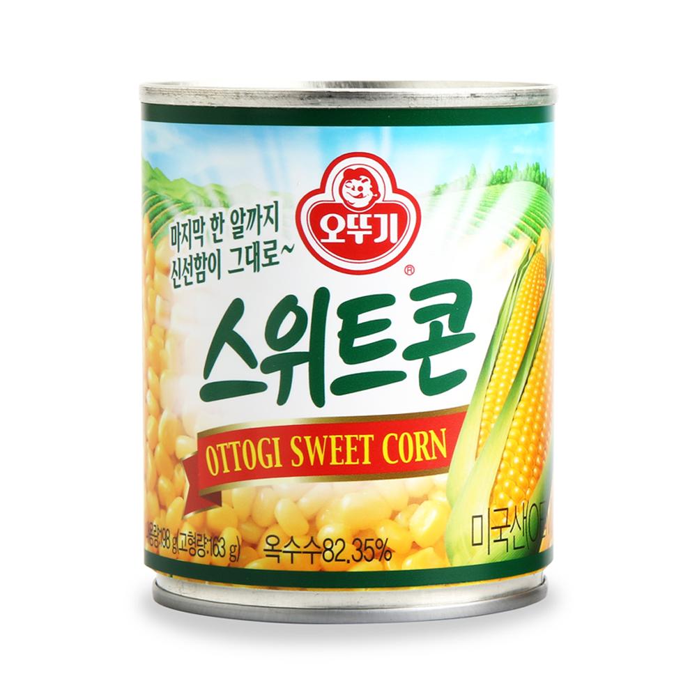 오뚜기 스위트콘 통조림, 198g, 1개