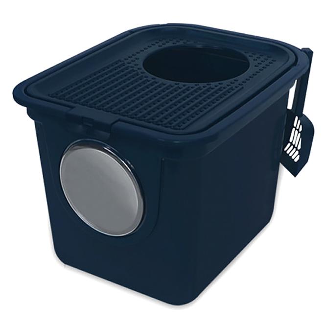 펫디아 감자밭 대형 고양이 화장실, 미드나잇 블루