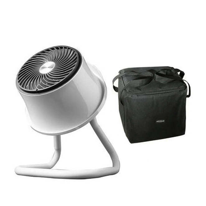 솔러스에어 파이프형 써큘레이터 AIR931FW + 보관용 가방