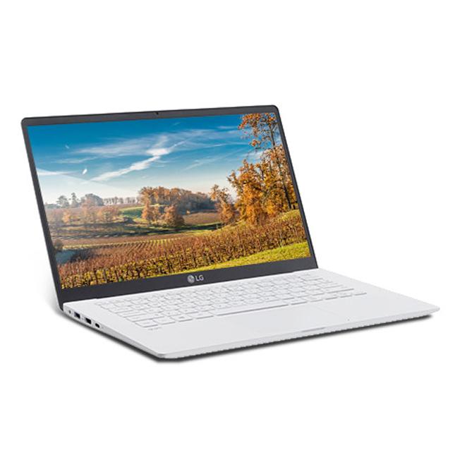 LG전자 2020 그램14 노트북 14ZD90N-VX50K 스노우 화이트 (i5-1035G7 35.5cm), NVMe 256GB, 8GB, Free DOS