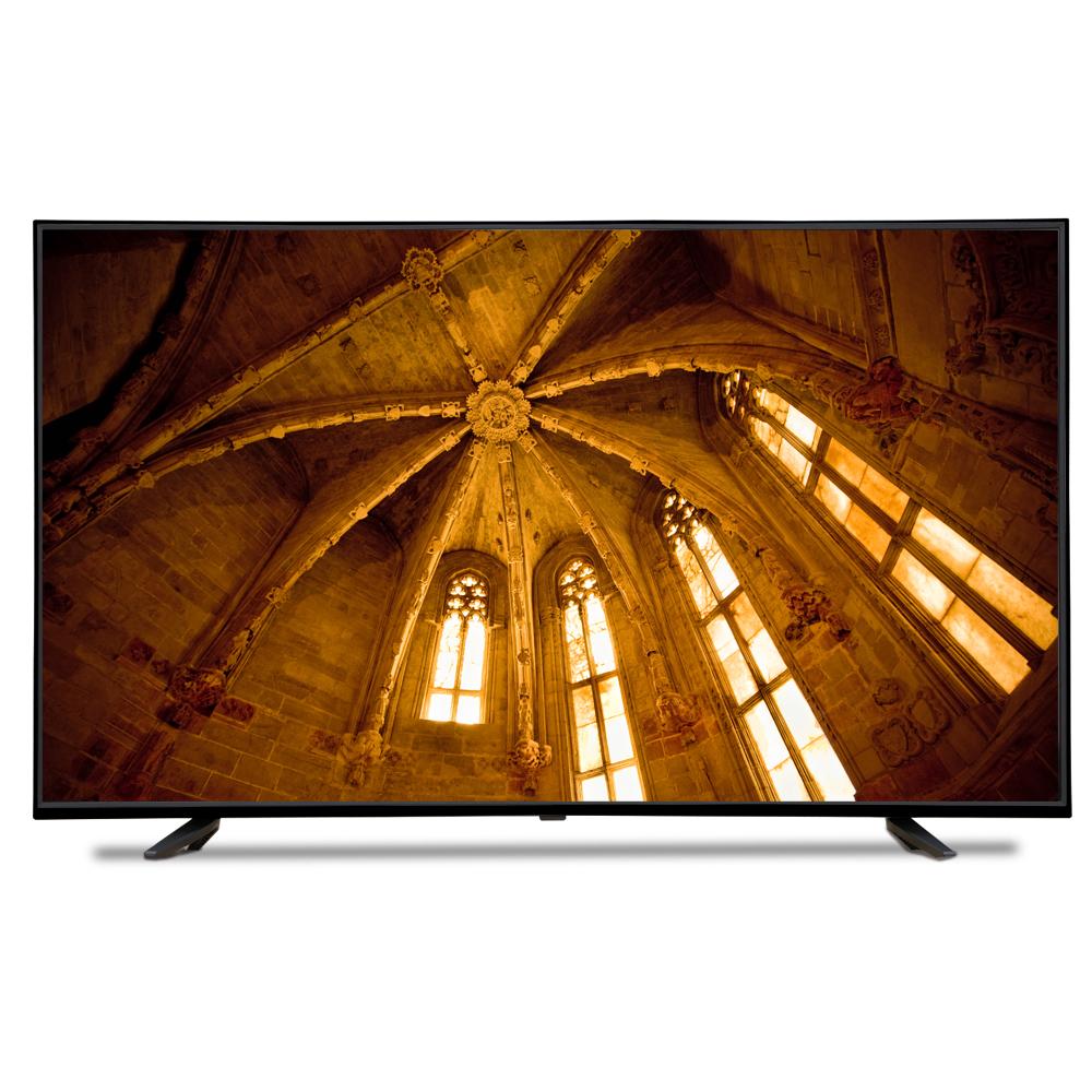와사비망고 UHD LED 139.7cm MAX HDR TV ZEN U550, 스탠드형, 자가설치 (POP 1951235978)