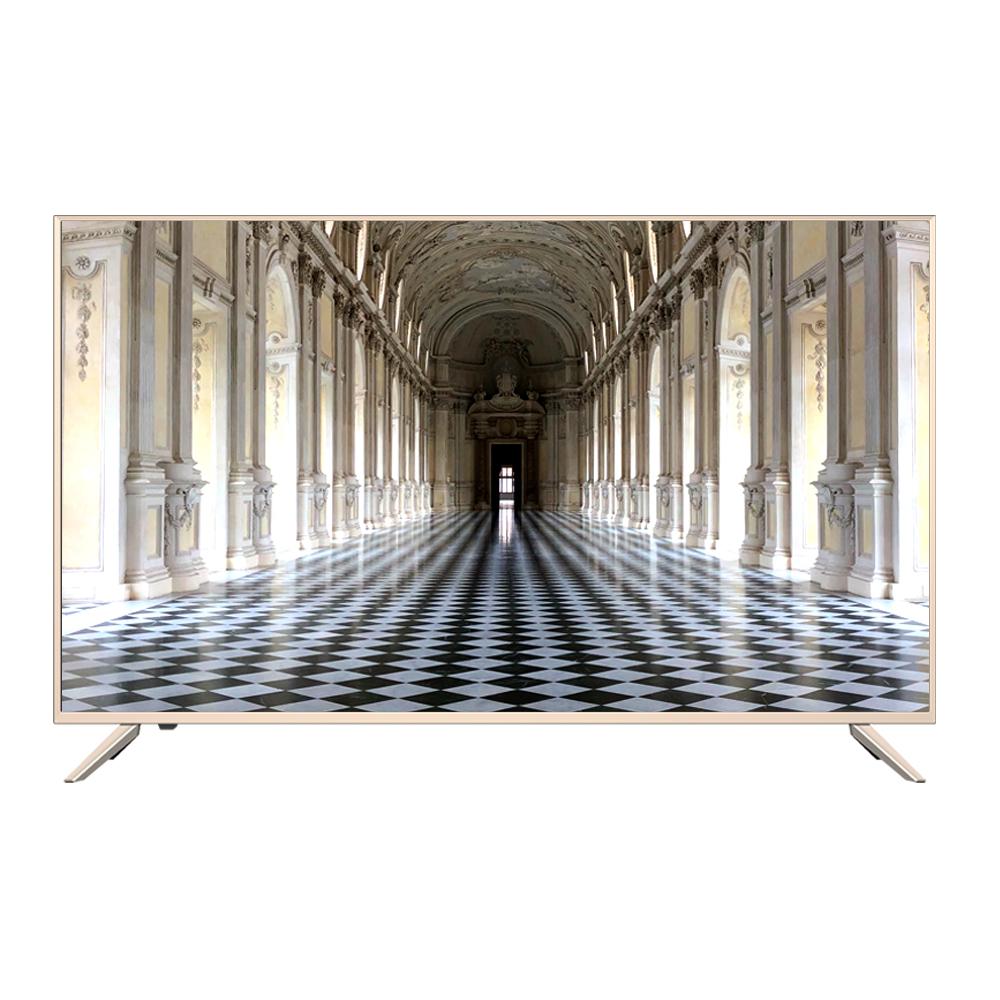 유맥스 UHD LED 165cm 스마트 TV Ai65, 스탠드형, 방문설치
