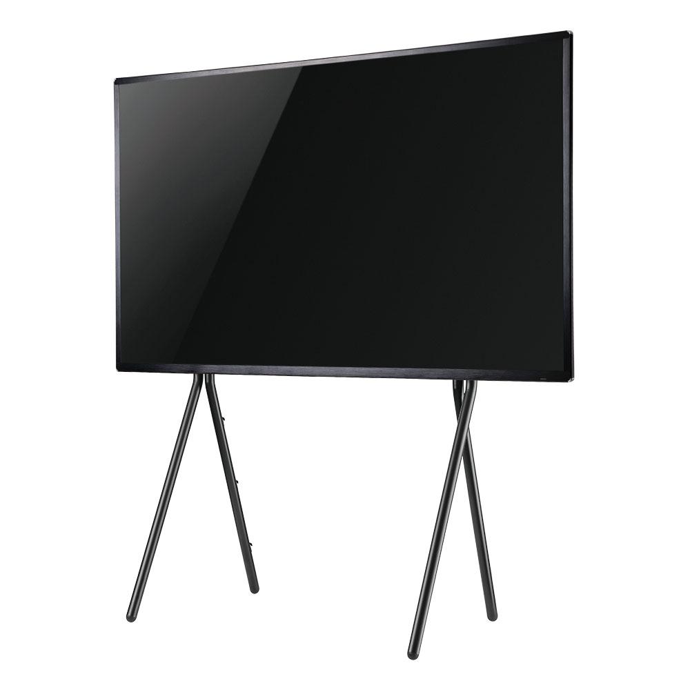 엣지월 이젤형 티비 거치대 플로어 tv스탠드 다이 삼성 LG 호환 EdgeP