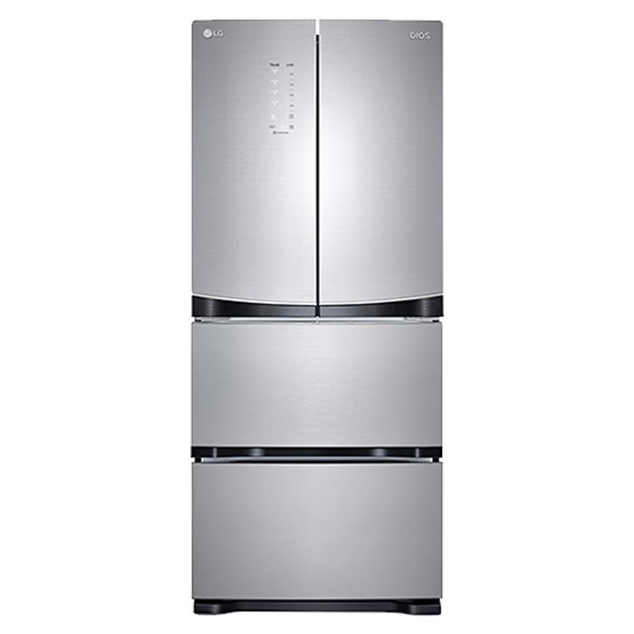 LG전자 디오스 김치톡톡 스탠드형 김치냉장고 K410TS14E 402L 방문설치