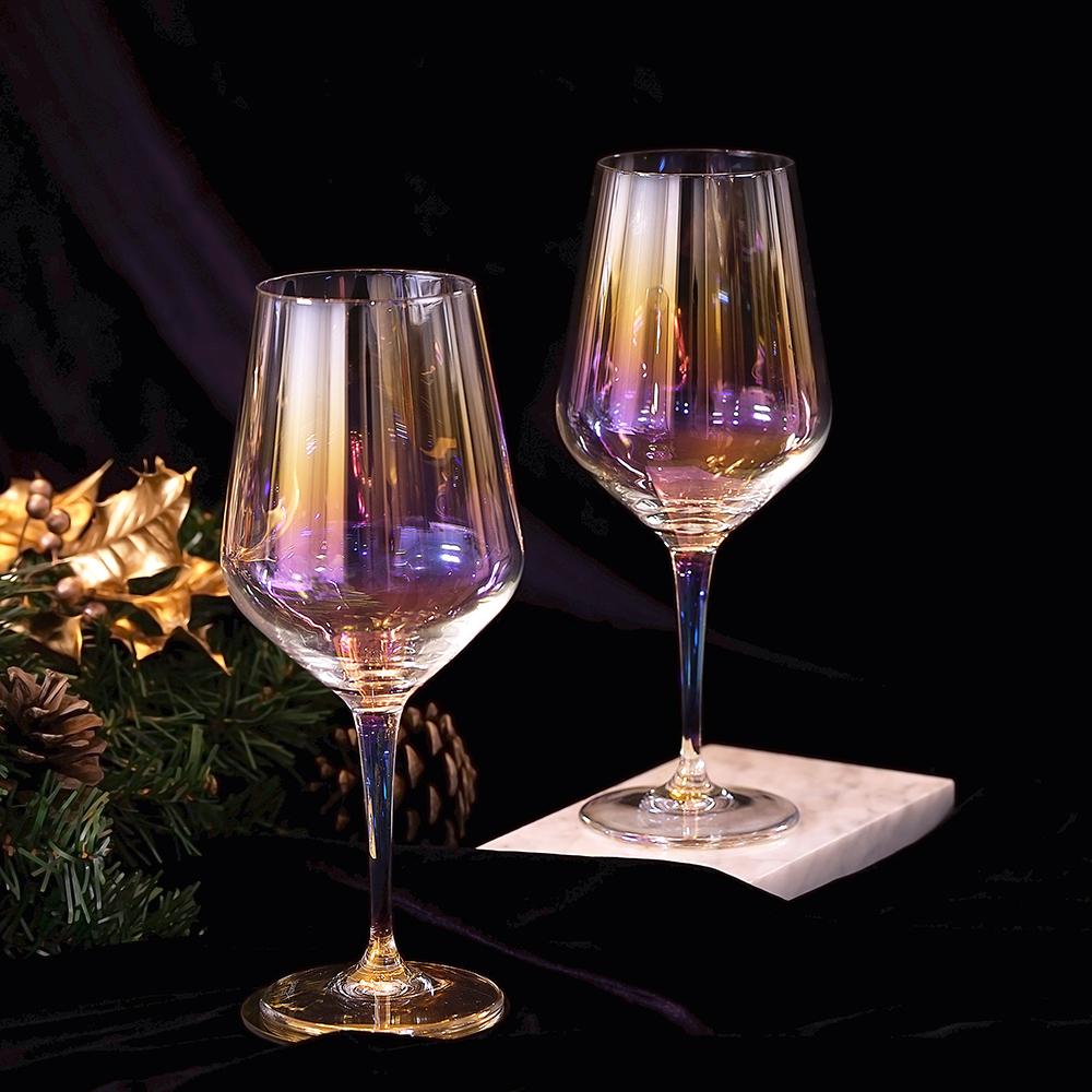 보르미올리 보테 오로라 라지 와인잔, 550ml, 2개