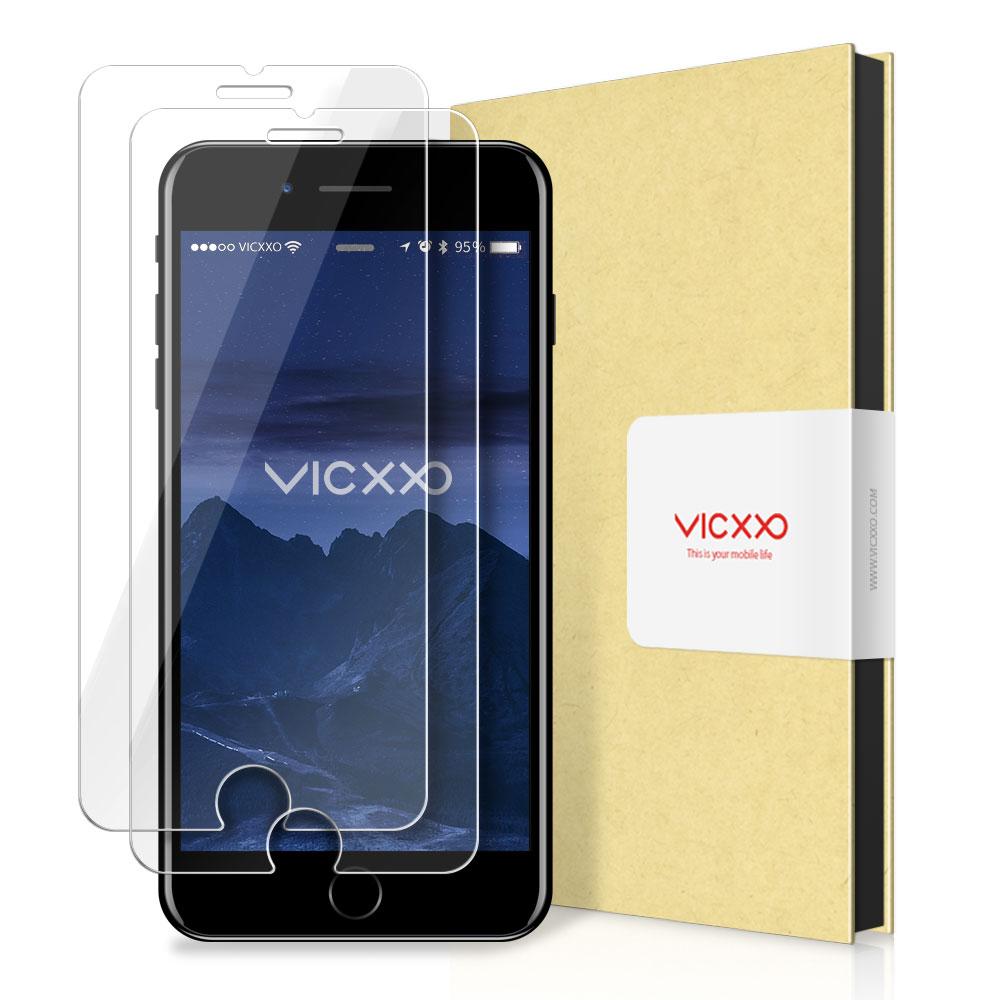 빅쏘 2.5C 강화유리 휴대폰 액정보호필름, 2매