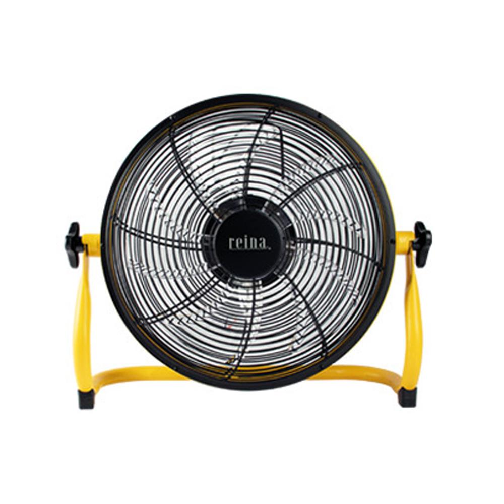 레이나 무선 캠핑용 선풍기, RF-DB120, 혼합색상 (POP 1556676341)